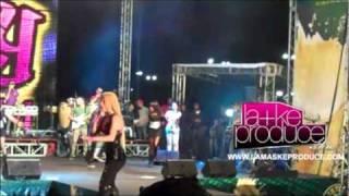 """IVY QUEEN """"PA LA CAMA VOY"""" @SANTIAGO PILA DE EMOCIONES FESTIVAL PRESIDENTE 2010"""