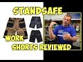 The Standsafe Workwear Work shorts ideal for any Craftsman WK020 Shorts