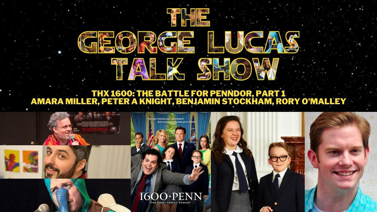 Download The George Lucas Talk Show - THX 1600: The Battle for Penndor - Part 1