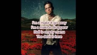 Robbie Williams - Bully (lyric)