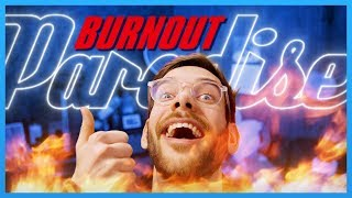 It's Burnout time!