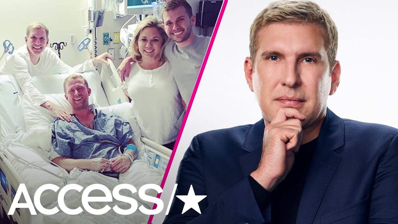 'Chrisley Knows Best' star Todd Chrisley hospitalized after testing ...