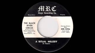 Black River Circus - Ritual Melody [MRC] 1970 Garage Rock 45