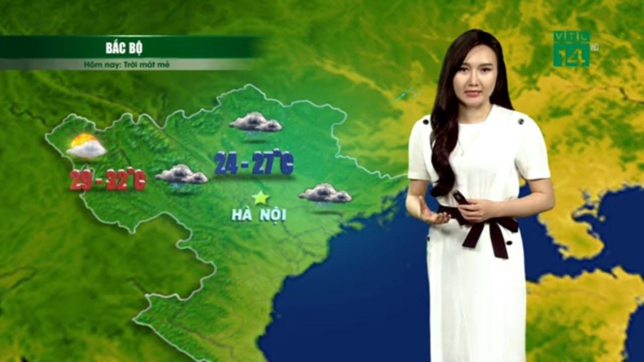 Thời tiết 12h 28/03/2020: Chiều và đêm nay, miền Bắc vẫn có mưa dông| VTC14