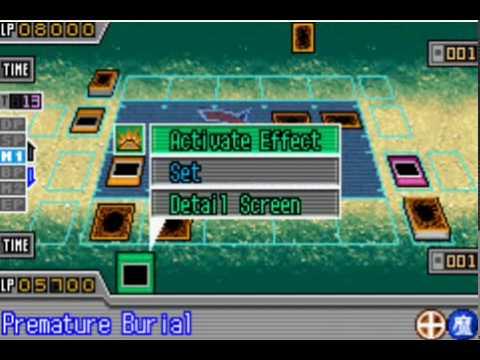 Yugioh! GX Duel Academy (GBA) Elemental Deck: Earth vs Fontaine