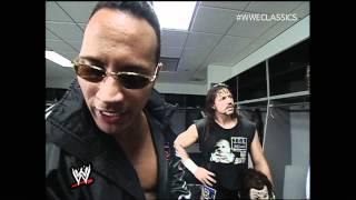 The Rock Promo Raw 11/29/99