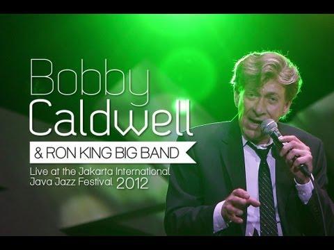 "Bobby Caldwell ""I've Got You Under My Skin"" Live At Java Jazz Festival 2012"