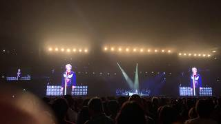 """BON JOVI """"This House Is Not For Sale Tour 2018 Osaka Japan  It's My Life"""