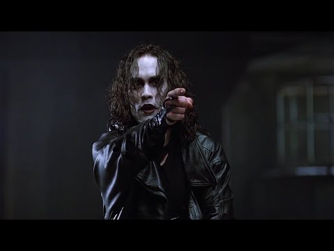 "Shinedown  ~ Staring Down The Barrel Of A 45   ( ""The Crow"" - Starring ""Brandon Lee"" )"