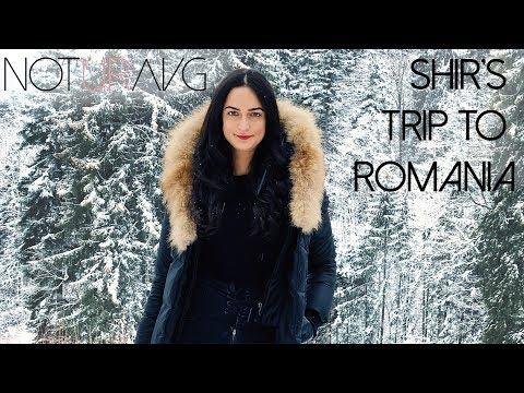 Shir's Trip to Romania