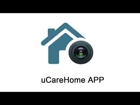 Connect The Monitor To UCareHome On Apple Phone For TMEZON Wireless Video Door Phone Intercom System