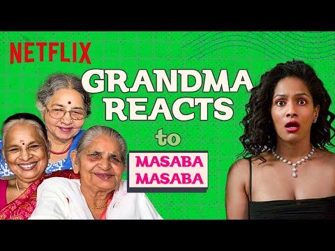 Indian Grandmothers React