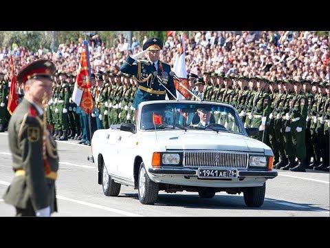 Самара. Парад Победы 9 мая 2019 смотреть онлайн
