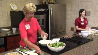 Guest Chef - The Nuval Gals - Summer Salmon Salad