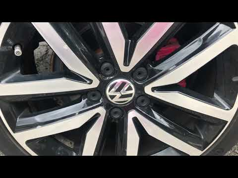 How to Remove VW Lug Nut Caps