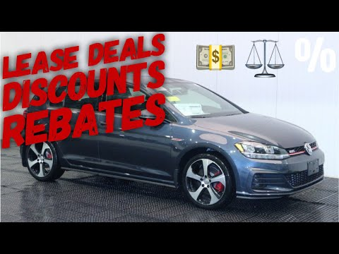 NEW VW GTI Negotiation Tips. (Lease Deals, Discounts, Rebates, etc.) (MA Car Broker) (MA Car Broker)