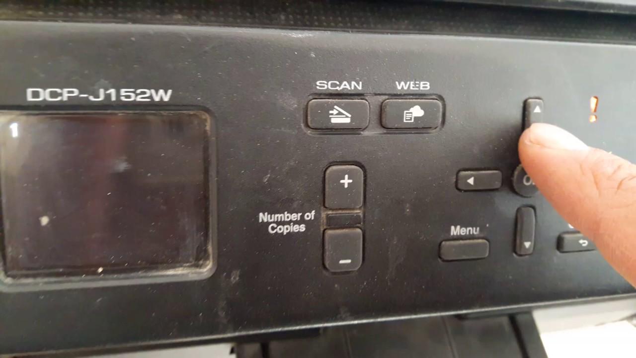 Brother DCP-J152W Printer 64x