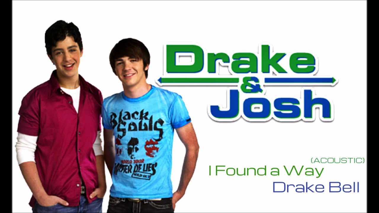Drake josh i found a way acoustic version by drake bell drake josh i found a way acoustic version by drake bell youtube voltagebd Images