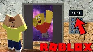 DE LIFT DIE NOOIT STOPT! (Roblox Infinity Elevator)