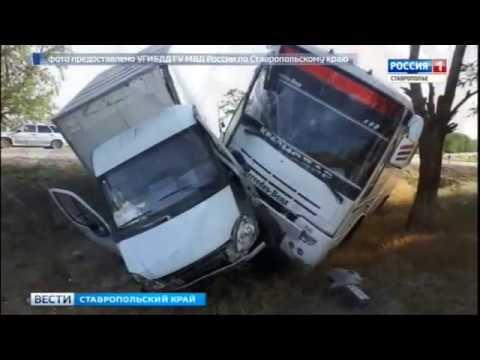 Число пострадавших в ДТП с автобусом возросло