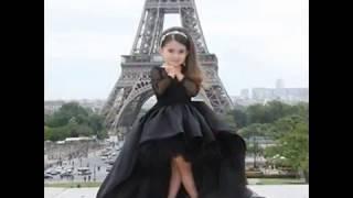видео Детские бальные и вечерние платья