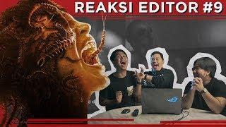 Reaksi Editor Indonesia: FILM HOROR INDONESIA