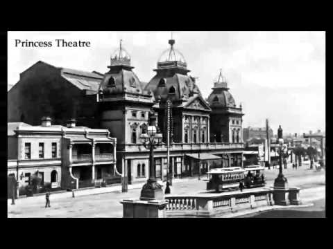 Old Melbourne: Heritage Buildings, Mansions & Markets