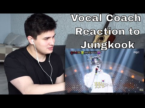 Vocal Coach Reaction to BTS Jungkook