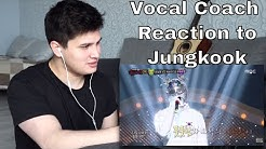 """Vocal Coach Reaction to BTS Jungkook """"If You"""" on King of Masked Singer"""