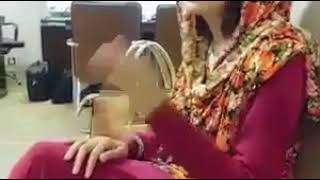 Daaman lagia moula main to tery aan by Abida Parveen.VOB