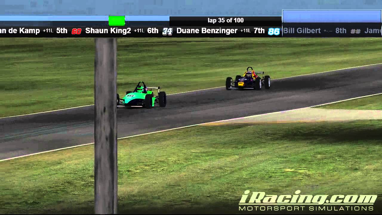Iracing Overlay testings