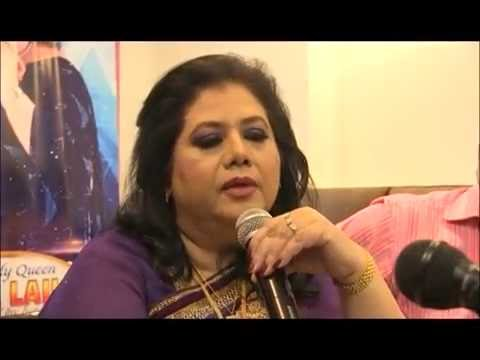 Legendary Singer ''Runa Laila''s intereview at Channel S by Ibrahim khalil