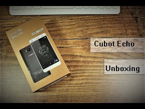 Unboxing Cubot Echo - Neues Soundwunder ?