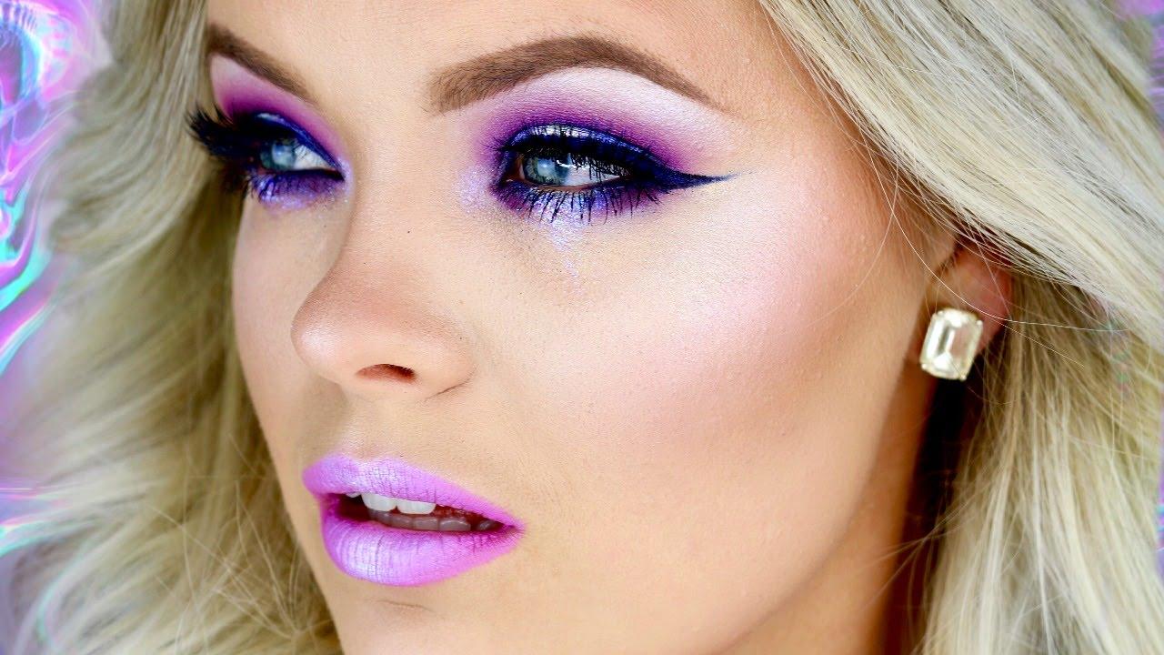 Imagini pentru holographic makeup