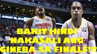 Governor's Cup 2018:  SemiFinals JUSTIN BROWNLEE | HIGHLIGHTS