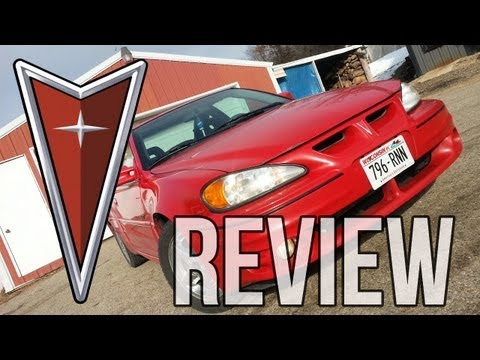 2000 Pontiac Grand Am GT Review