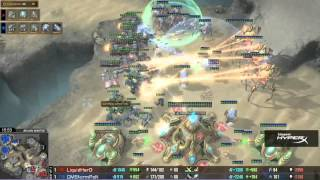 旁述 Dreamhack Open Grand Finals: Loser Bracket - HerO vs Polt part 2