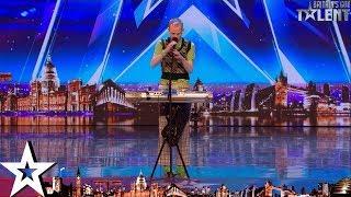 Baixar Robert White | Auditions Week 1 | Britain's Got Talent 2018