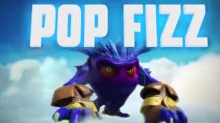 Pop Fizz Watches Too Much Symphogear (MAD/Skylanders with Different Songs)