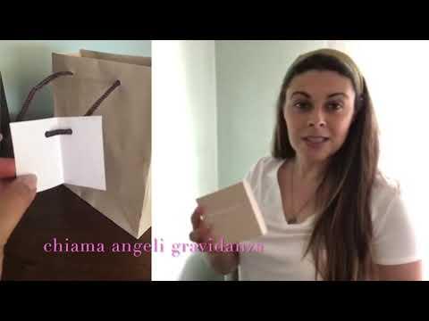 Recensioni Richiamo degli Angeli ® gioielli gravidanza collana chiama angeli from YouTube · Duration:  3 minutes 16 seconds