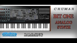 CRUMAR BIT ONE ANALOG SYNTH | JAM