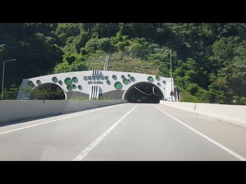 속초 학사평사거리 부터 동해고속도로 서울양양고속도로 내린천휴게소 춘천분기점 홍천IC까지 120km 주행 2018.8.26(일)