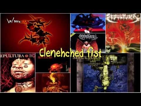 Sepultura the best full songs ( era Max Cavalera ) \m/