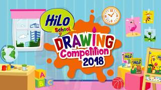 HiLo School Drawing Competition 2018