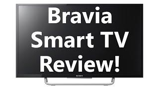 Sony 32 inch Smart TV Review!  - BRAVIA KDL-32W700C (inc. fe...