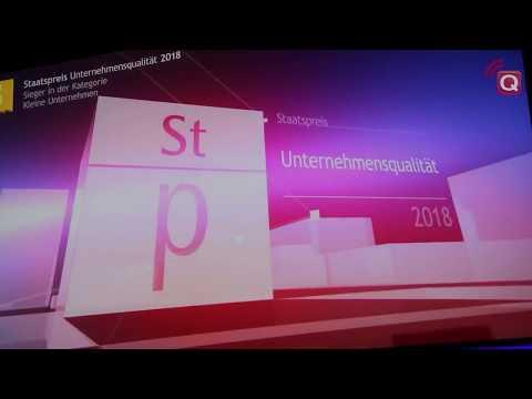 Staatspreis fu¨r SBB-Weiterbildungsgenossenschaft