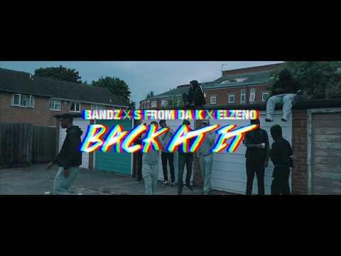 (KB) Bandz X S From Da K X Elzeno - BACK AT IT (freestyle)