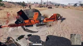 PUBG Muscle Car Mayhem GTX1070 1080p