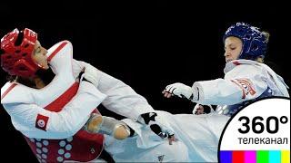 Около сотни подмосковных спортсменов борются за Кубок России по тхэквондо