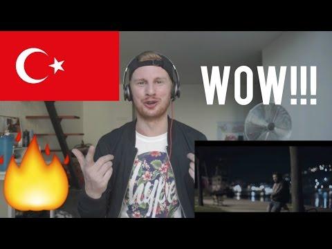 (WOW!!!) TURKISH RAP REACTION // Yener Çevik - Duvar ( prod. CK Projekt )